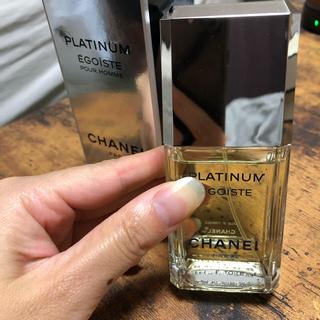 CHANEL - 【未使用】CHANEL プラチナム エゴイスト EGOIST
