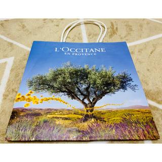 ロクシタン(L'OCCITANE)のロクシタン⭐︎ショッパー(ショップ袋)