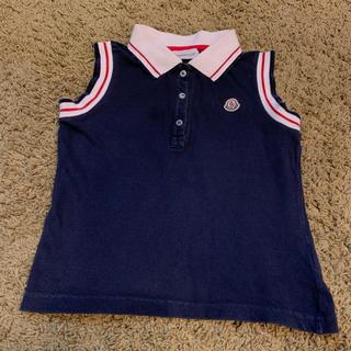 モンクレール(MONCLER)のモンクレール  ポロシャツ 116(Tシャツ/カットソー)