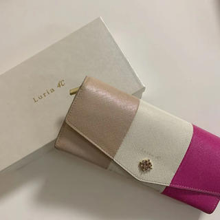 ヨンドシー(4℃)のお値下げ✩︎ルリア4℃ 長財布(財布)