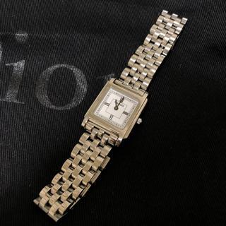 ティファニー(Tiffany & Co.)のティファニー ステンレススティール クラシックスクエア(腕時計)