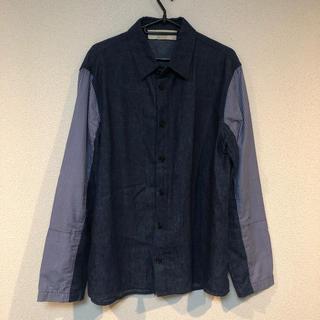 マルニ(Marni)のMARNI デニム ジャケット シャツ(Gジャン/デニムジャケット)