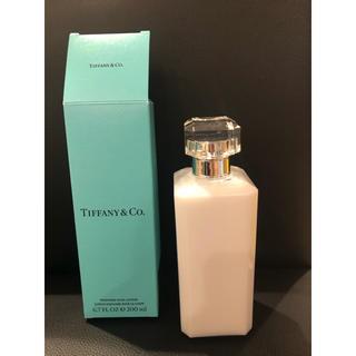 ティファニー(Tiffany & Co.)のティファニーボディローション(ボディローション/ミルク)