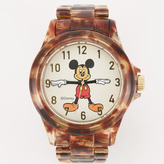 ロデオクラウンズワイドボウル(RODEO CROWNS WIDE BOWL)のRODEO CROWNS ミッキー ウォッチ(腕時計)
