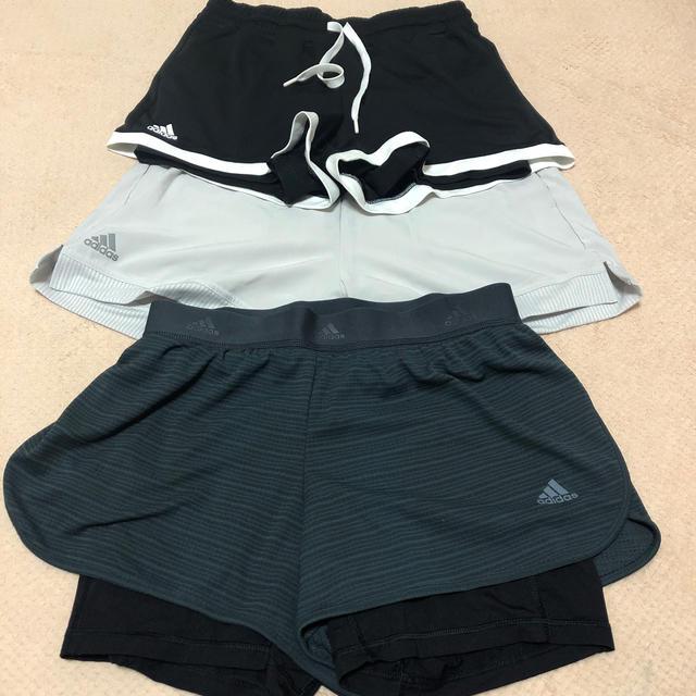 adidas(アディダス)のアディダス テニスウエア 5点セット スポーツ/アウトドアのテニス(ウェア)の商品写真