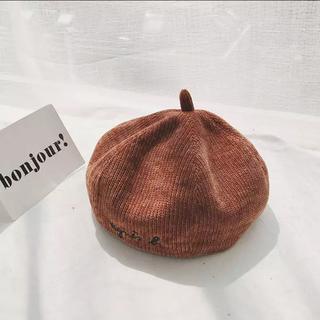 アニエスベー(agnes b.)のベレー帽 ハンチング(ハンチング/ベレー帽)