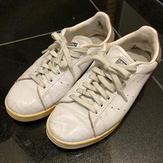 アディダス(adidas)のアディダス オリジナルズ スタンスミス 白 グレー 26.0(スニーカー)