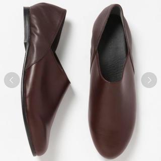 レイジブルー(RAGEBLUE)のスリッポン革靴 ブラウン(ドレス/ビジネス)