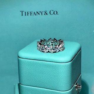 ティファニー(Tiffany & Co.)のTiffany & Co ティファニーリング 指輪(リング(指輪))