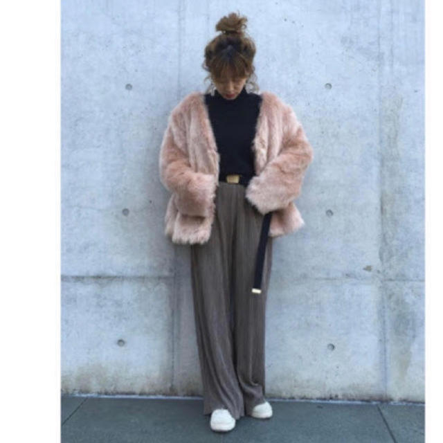 Kastane(カスタネ)のファーコート レディースのジャケット/アウター(毛皮/ファーコート)の商品写真