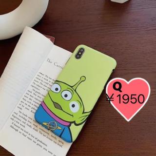 トイストーリー(トイ・ストーリー)のiPhoneケース トイストーリー[Q](iPhoneケース)