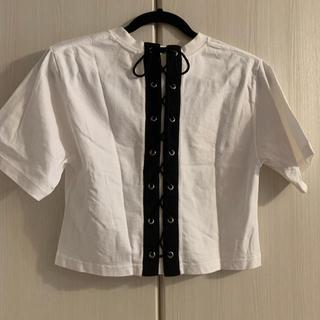 オープニングセレモニー(OPENING CEREMONY)のopeningceremony 白Tシャツ(Tシャツ(半袖/袖なし))