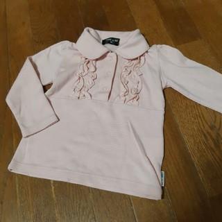 コムサイズム(COMME CA ISM)のコムサイズム 長袖 80(シャツ/カットソー)