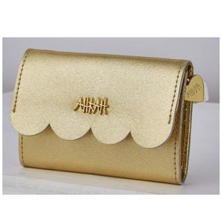 アーカー(AHKAH)のAHKAH アーカー 財布(財布)