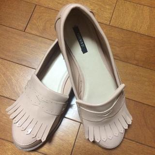 フォーエバートゥエンティーワン(FOREVER 21)のタッセルシューズ(ローファー/革靴)