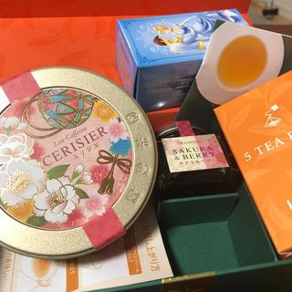 ルピシア(LUPICIA)の紅茶 LUPICIA ディズニー TEAHONEY サクラ&ベリー(茶)