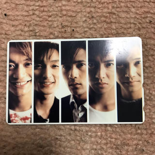 SMAP - SMAP テレホンカード