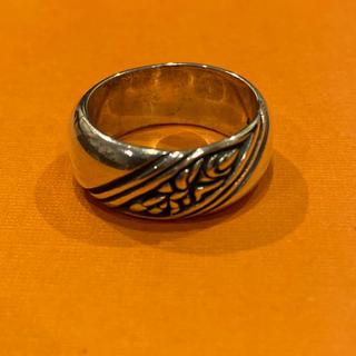 エムズコレクション(M's collection)のm's  collection シルバーリング used(リング(指輪))