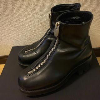 ジョンローレンスサリバン(JOHN LAWRENCE SULLIVAN)のALYX ブーツ センタージップ 黒(ブーツ)