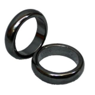 パワーストーン 磁気なしヘマタイトリング 21号(リング(指輪))