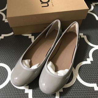 アグ(UGG)のUGG   ANTORA PATENT  サイズ8 25cm(ローファー/革靴)