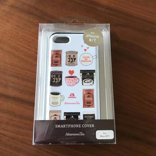 アフタヌーンティー(AfternoonTea)のAfternoonTea ×森永ココア/iPhone8/7バンパーケース(iPhoneケース)