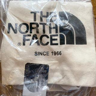 ザノースフェイス(THE NORTH FACE)のザ ノースフェイス  バッグ トート ショルダー 2way デカロゴ 手提げ(トートバッグ)