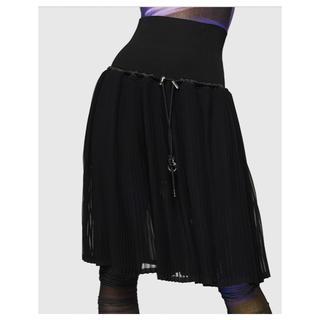 ディーゼル(DIESEL)のDIESEL O-ARIE スカート(ひざ丈スカート)