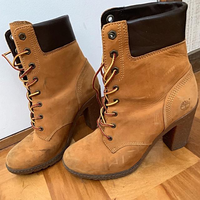 Timberland(ティンバーランド)のティンバーランド ヒール レディースの靴/シューズ(ブーツ)の商品写真