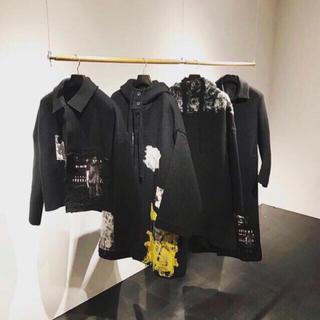 アンユーズド(UNUSED)のshinya kozuka  フレンチジャケット 一点物 ハンドメイド(ブルゾン)