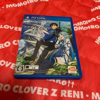 PlayStation Vita - ps vita ソードアートオンライン