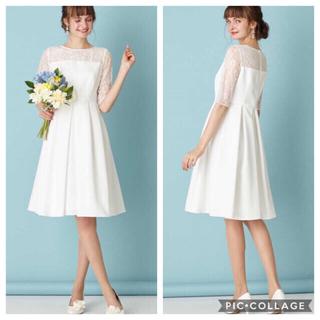 エメ(AIMER)の新品ウエディングドレス(ウェディングドレス)