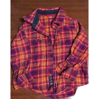 ギャップ(GAP)のGAP 長袖シャツ 男児95(Tシャツ/カットソー)