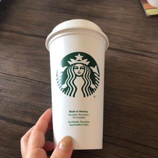 スターバックスコーヒー(Starbucks Coffee)のスタバ リユーザブルカップ(タンブラー)