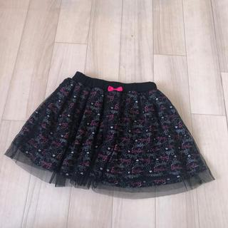 バービー(Barbie)のBarbie冬用スカート(スカート)