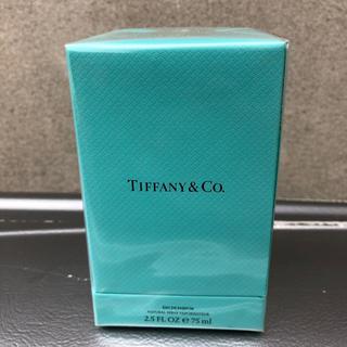 ティファニー(Tiffany & Co.)の ティファニー オードパルファム 75ml 新品未開封(香水(女性用))