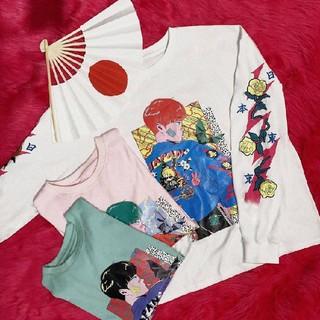 ジュエティ(jouetie)のjouetie×電Q コラボロンT(Tシャツ(長袖/七分))