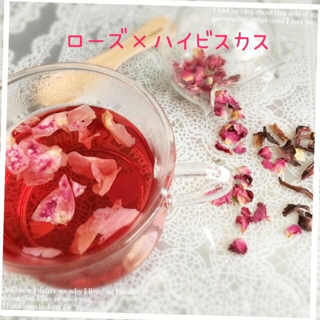 カラーブレンドハーブティー*3種セット 食品/飲料/酒の飲料(茶)の商品写真