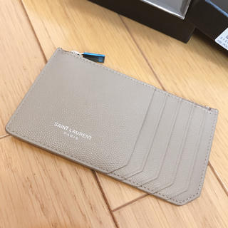 Saint Laurent - 新品 未使用  サンローラン カードコインケース