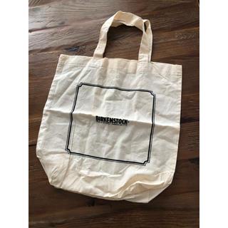 ビルケンシュトック(BIRKENSTOCK)のビルケンシュトックのショップバッグです。(エコバッグ)