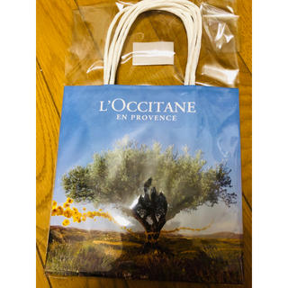 ロクシタン(L'OCCITANE)のロクシタンショップバッグ(ショップ袋)
