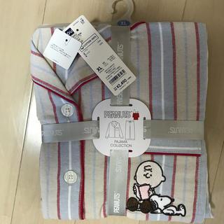 ジーユー(GU)のGU ピーナッツ パジャマ XLサイズ 新品(パジャマ)