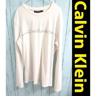 カルバンクライン(Calvin Klein)の90s Calvin Klein Jeans カルバンクライン ジーンズ ロンT(Tシャツ/カットソー(七分/長袖))