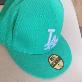 ニューエラー(NEW ERA)のニューエラーキャップ7.1/8(帽子)
