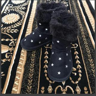 ミキハウス(mikihouse)のミキハウス ブーツ 17センチ(ブーツ)