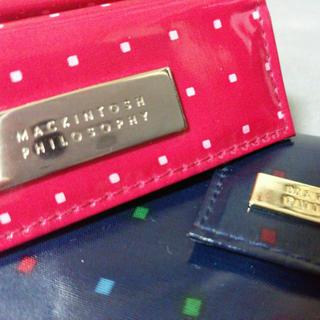 マッキントッシュフィロソフィー(MACKINTOSH PHILOSOPHY)の マッキントッシュフィロソフィー ウォレット  2セット(財布)