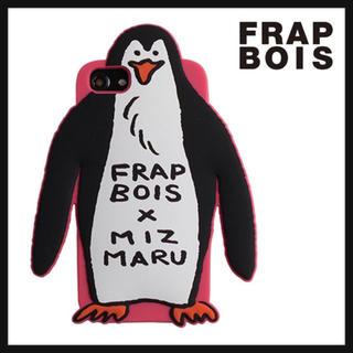 【新品・未使用】●FRAPBOIS● iPhoneケース(ペンギン)