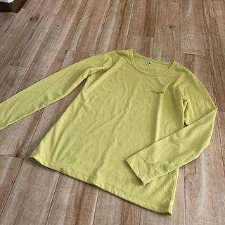モンベル(mont bell)のモンベル 長T イエロー系(Tシャツ(半袖/袖なし))