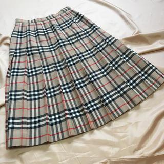 バーバリーブルーレーベル(BURBERRY BLUE LABEL)のバーバリーズ ロングスカート(ロングスカート)
