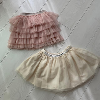 ザラキッズ(ZARA KIDS)のZARA KIDS チュールスカート(スカート)